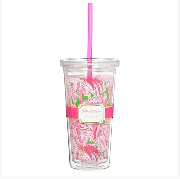 Lilly Pulitzer Accessories - 🚫SOLD🚫NWT Lilly 20oz Tumbler